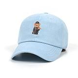 STIGMA - COMPTON BEAR OXFORD BASEBALL CAP BLUE 야구모자 볼캡