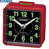 카시오 TQ-140-4 여행용 미니 탁상알람시계