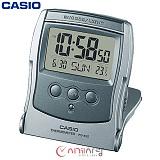 카시오 탁상시계 PQ-65S-8 (알람/온도계/자동달력)