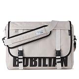 [버빌리안]BUBILIAN 로고 메신저백 (beige) 가방