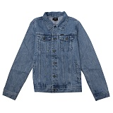 [오베이] OBEY VICIOUS DENIM JACKET (LIGHT INDIGO) [121800298-LIN] 데님 자켓