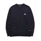 [URBANPLAYERS] 어반플레이어스 플랙로고 맨투맨 PBCMT13NV 크루넥 스��셔츠