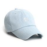 PLATEAU - YH DENIM CAP_BLUE 볼캡