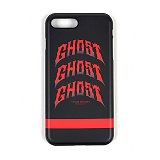 STIGMA - PHONE CASE GHOST BLACK iPHONE 7/7+ 아이폰 핸드폰케이스
