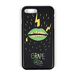 STIGMA - PHONE CASE GRAPE GRILLZ BLACK iPHONE 7/7+ 아이폰 핸드폰케이스