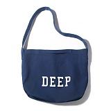 [벗딥]BUTDEETP - DEEP 2 WAY BAG-COBALT BLUE 에코백 크로스백
