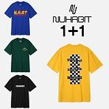 뉴해빗 - 반팔 티셔츠 6종 1+1 클리어런스