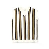 라퍼지스토어 - Color Knit Vest_Olive 니트조끼