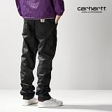 [칼하트WIP] CARHARTT WIP - Ruck Double Knee Pant (Black rigid) 럭 더블니 워크팬츠 팬츠