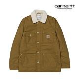 [칼하트WIP] CARHARTT WIP - Phoenix Coat (Hamilton Brown rigid) 양털 피닉스 코트 자켓