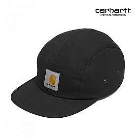 [칼하트WIP] CARHARTT WIP - Backley Cap (Black) 베클리 캠프캡 모자