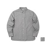 [언리미트]Unlimit - WB Check Shirts (U17CTSH53) 긴팔셔츠 긴팔남방