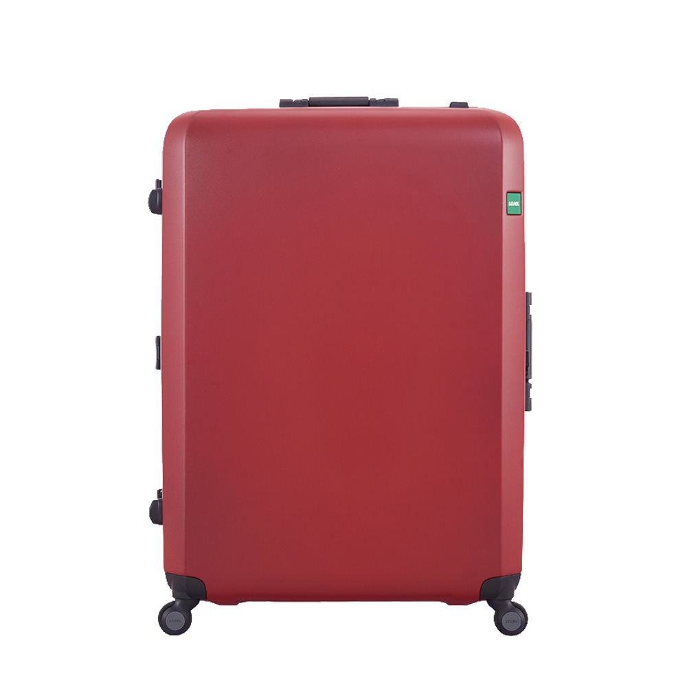 [로젤] 란도 TSA 대형 31형/80cm PC 프레임 캐리어(CF-1612) - 브릭 레드