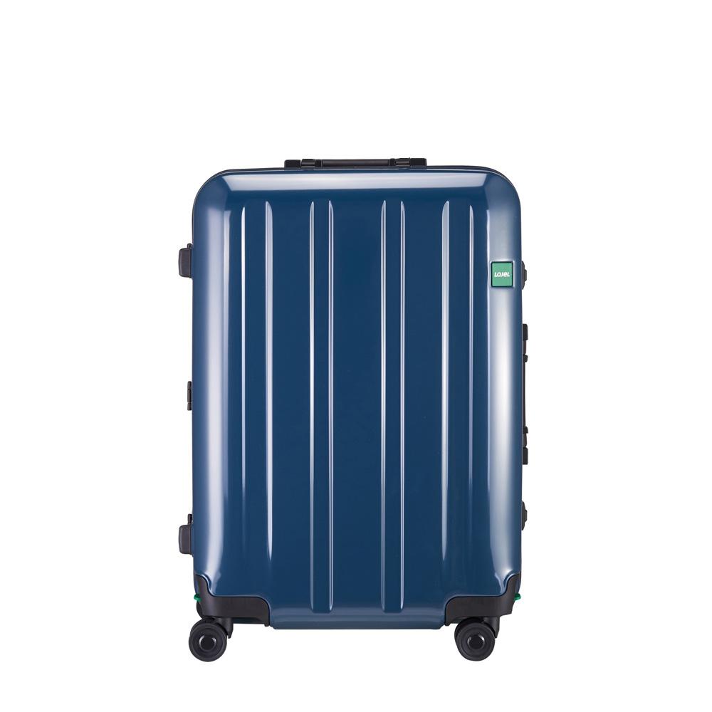 [로젤] 노비고 TSA 수하물 26형/67cm PC 프레임 캐리어(CF-1610) - 스틸 블루
