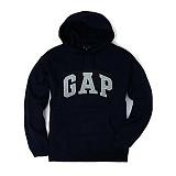 [GAP] 갭 기모 후드티셔츠 딥네이비 남녀공용 정품 국내배송