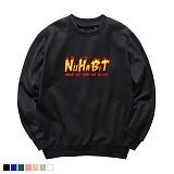 뉴해빗 - hot nuhabit - 6NMH-17 - 나염맨투맨
