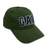 GAP 갭 로고 모자 볼캡 208326_02 카키(블루로고) 야구모자 캠프캡 남녀공용 정품 국내배송