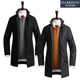 [해리슨] 멜톤오버핏 DB1100 코트