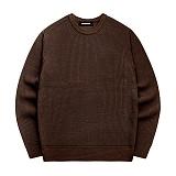 [아파트먼트]Primary Knit - Brown 니트