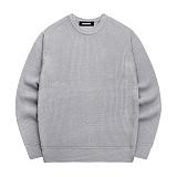 [아파트먼트]Primary Knit - Gray 니트