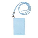메가팩 카드지갑 PAC7301_BLUE CARD HOLDER