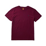 [폴로]POLO 랄프로렌 맨즈 라운드 반팔 티셔츠 041 버건디(그린) 남녀공용 Polo Ralphlauren 정품 국내배송