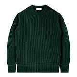 [언더에어] UNDERAIR Zero Effect Knit - Green 니트