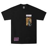 상상 - HALLOWEEN - TEXAS CHAINSAW 01_BLCT 반팔티셔츠