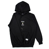 [핍스]PEEPS - trouble maker hoody(black) 후드 후드티