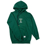 [핍스]PEEPS - trouble maker hoody(green) 후드 후드티