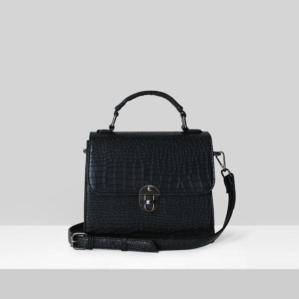 [브라비시모]마조르(Major) - Black 토트백 크로스백 여성가방
