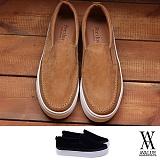 [에이벨류] 남성 유팁 스웨이드 모던 레더 슬립온(블랙.브라운) 812-머피 남자 신발 단화 스니커즈 슈즈