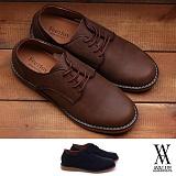 [에이벨류] 남성 오일 모던 더비 슈즈 (블랙.브라운) 806- 다트남자 구두 신발 단화 스웨이드 가을 겨울