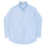[아파트먼트]Halation Shirts - Sky Blue 긴팔셔츠 남방