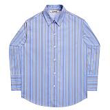 [아파트먼트]Nympheas Blues Shirts 블라우스 긴팔셔츠