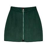 [아파트먼트]Enchainement Skirt - Green 스커트 치마