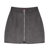 [아파트먼트]Enchainement Skirt - Gray 스커트 치마