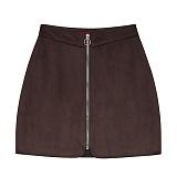 [아파트먼트]Enchainement Skirt - Brown 스커트 치마