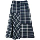 [아파트먼트]Cross-Fade Skirt Green 스커트 치마