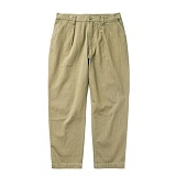 파르티멘토 - Desert Cotton Pants Khaki 팬츠