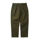 파르티멘토 - Cotton Painter Pants Khaki 페인터팬츠