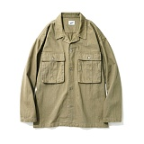 파르티멘토 - Desert Cotton Jacket Khaki 자켓
