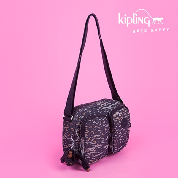 [키플링]KIPLING - PATTI Small shoulderbag Water Camo 숄더백