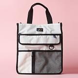 [단독판매][제이아셀]JEASHER - Chips cross bag (White) 크로스백