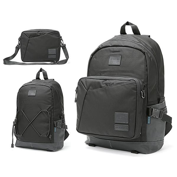 [몬스터 리퍼블릭][사은품 키링 증정/구매후기 지갑증정] REASONABLE DAYPACK-Special / BLACK 백팩 크로스백