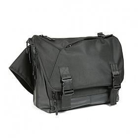 [구매후기 지갑증정!!] COMPOUND MESSENGER BAG-Special / BLACK 메신저백 메신져백