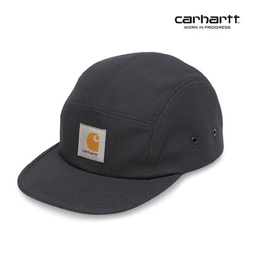 [칼하트WIP] CARHARTT WIP - Backley Cap (Dark Navy) 베클리 캠프캡 모자