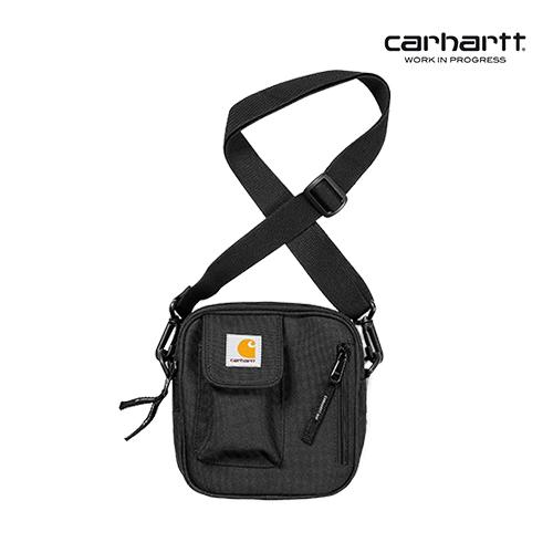[칼하트WIP] CARHARTT WIP - Essentials Bag Small (Black) 에센셜 스몰백 미니 크로스백 가방