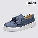[SNRD] 슬립온/스니커즈/여성/키높이 SN185 블루