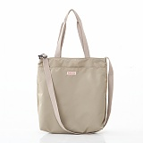 [르버앤코]NYLON CORA BAG BEIGE